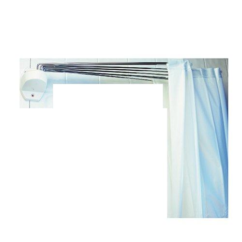 duschvorhang ohne bohren zum verkauf. Black Bedroom Furniture Sets. Home Design Ideas