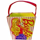 Barbie Animated Paperboard Bucket