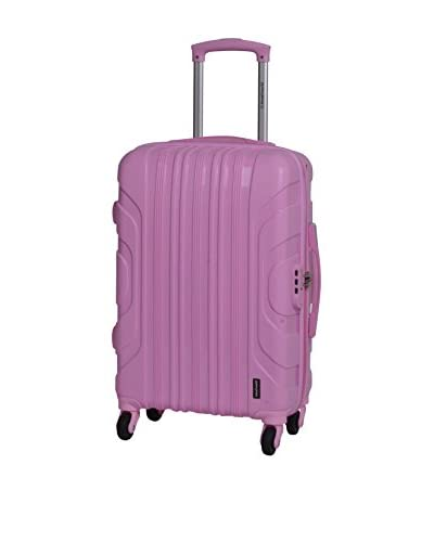 TRAVEL WORLD Trolley rígido 91020 Lavanda