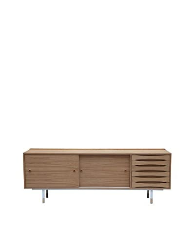 Kardiel Modern Credenza Sideboard, Ash