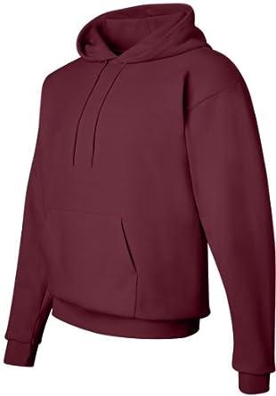Hanes 7.8 oz COMFORTBLEND Fleece Pullover Hoodie Cardinal S Hanes 7.8 oz COMFORTBLEND Fleece Pullover Hoodie