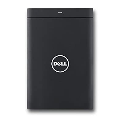 DELL PORTABLE BACKUP HARD DRIVE 1 TB