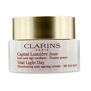 Clarins Vital Light Lightweight Day Cream-1.7 oz