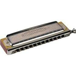 Hohner Super Chromonica 12 Hole Chromatic Harmonica Key of G 270G