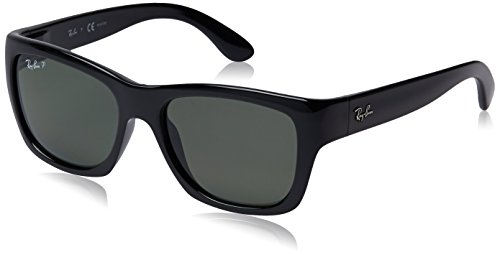 7592cb0ff82 Buy Ray-Ban Polarized Square Sunglasses (0RB4194I601 9A53) on Amazon