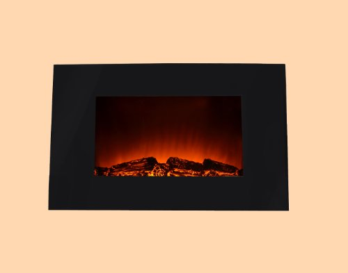 Electric Fireplace Wall Insert