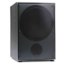 Mtx Ct12Sw Blueprint Contractor Theater Subwoofer Front Ported, Stitched High Density Cones