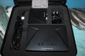 Oculus Rift Virtual Reality Headset - Developer's Kit DK1