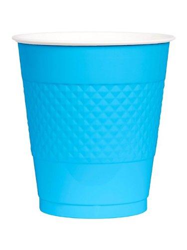 Caribbean 12oz Plastic Cups (20ct)