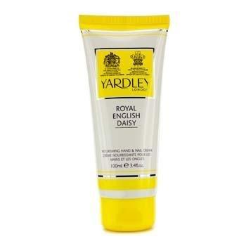 Yardley of London Royal English Daisy Nourishing Hand & Nail Cream ~ 3.4 Oz by Yardley of London