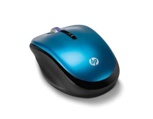 HP 2.4GHz Wireless Optical Mobile Mouse Ocean Drive