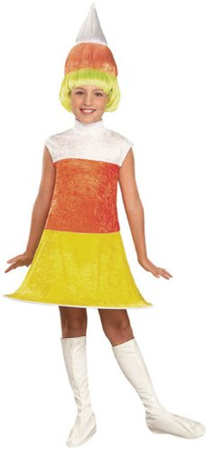Candy Corn Girls Costume