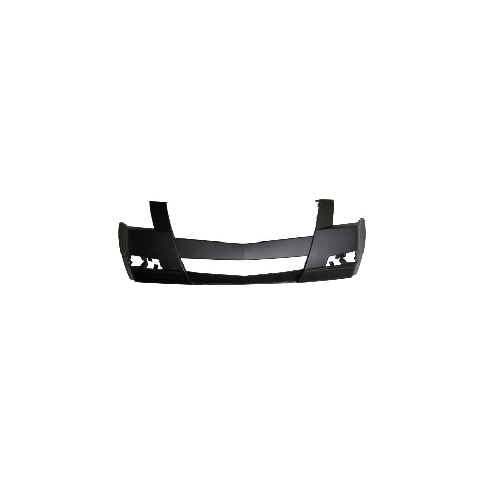 OE Replacement Cadillac CTS Front Bumper Cover (Partslink