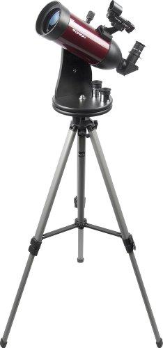Orion Goscope 80Mm Refractor Telescope And Tripod Bundle