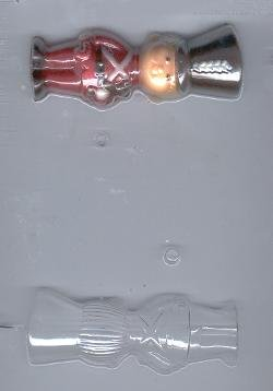 3-D Toy Soldier Candy Molds