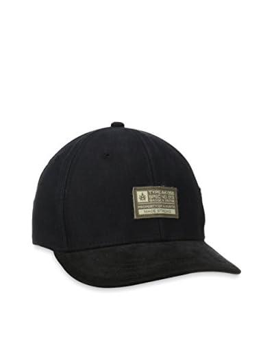 A. KURTZ Men's Park Baseball Cap, Black