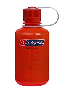 Nalgene Trinkflasche Everyday 0.5l, Safety Orange, 1649520