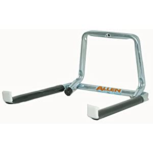 Click to buy Garage Bicycle Storage: Allen Wall Mounted 2-Bike Storage Rack from Amazon!