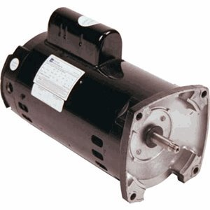 2 Hp 3450Rpm 48Y Frame 230 Volts Square Flange Pool Pump Replacement Motor Ao Smith Electric Motor