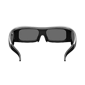 Sharp 3D Glasses Active Matrix  - Silver AN3DG10S