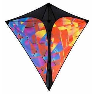 Prism Stowaway Diamond Kite, Fusion