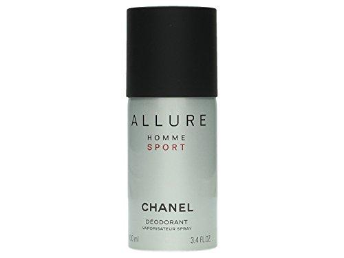 Allure sport di Chanel, Deodorante Uomo - Bomboletta 100 ml.
