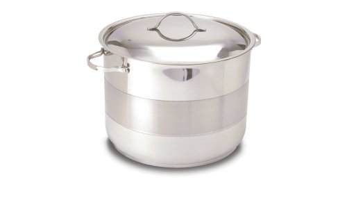 Cuisinox Gourmet 20 Quart Covered Stock Pot