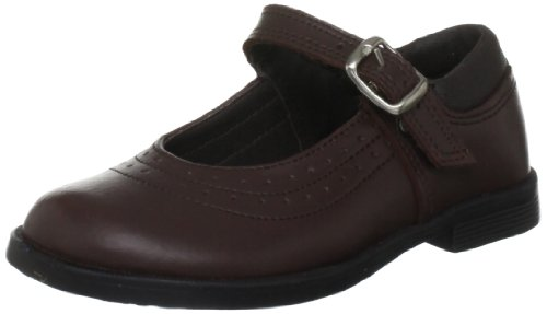 Toughees Kate Buckle Shoe Brown School 30808440 9 UK Toddler