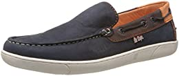 Lee Cooper Mens Leather Loafers and Mocassins B00INO02O4