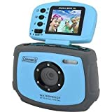 31BX1aS%2BCnL. SL160  Coleman Xtreme C4WP BL 12 MP Waterproof  Digital Camera with 1.8 Inch Flip Up LCD (Blue)