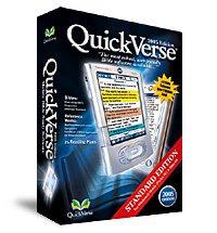 QuickVerse PDA Palm/Pocket PC Standard 2.0