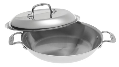 All-Clad Stainless Petite Braiser Pan (Kitchen)