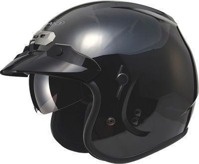 Gmax G1320029 Open Face Helmet (Open Face Motorcycle Helmet Xxxl compare prices)