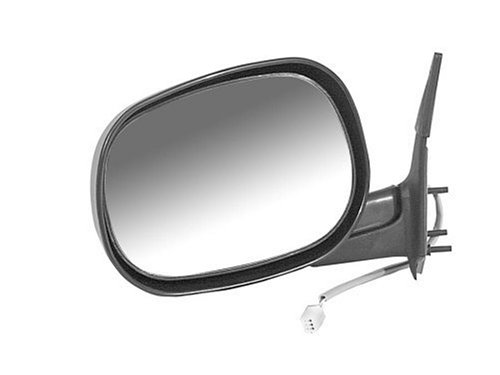 Fit System 90004 Chevrolet//Pontiac Passenger Side Replacement Mirror Glass