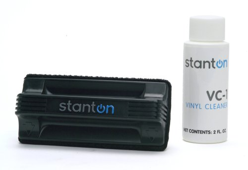 STANTON MAGNETICS Record Cleaner Kit