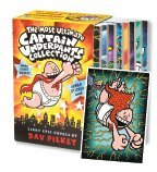 The Captain Underpants Collection, 8-Book Set