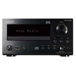 ONKYO ネットワークCDレシーバー ハイレゾ音源対応 ブラック CR-N765(B)