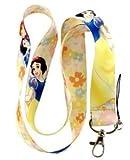 Snow White Keychain Lanyard