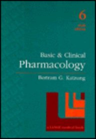 Basic & Clinical Pharmacology: A Lange Medical Book