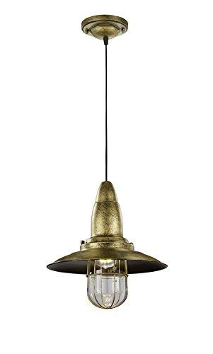 trio-304500104-fisherman-lampadario-in-ottone-anticato-vetro-trasparente