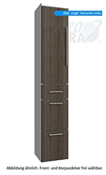 Classic Line Puris (HNA093A7ML / R Tall Cupboard Bathroom Cupboard 30 CM