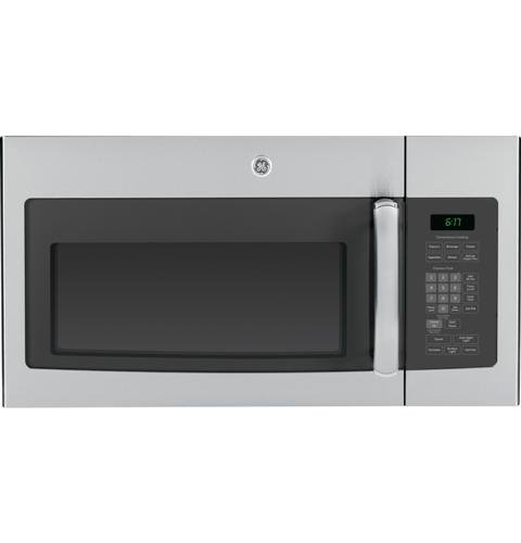 GE JVM6172SFSS 1.7 Cu. Ft. Stainless Steel Over-the-Range