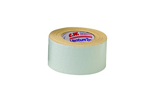 3M Venture Tape Metal Building Facing Tape 1531CW White, 72 mm x 45.7 m (Pack of 16) (White Facing Insulation compare prices)