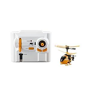 赤外線ヘリコプター PICO-FALCON ピコファルコン オレンジ