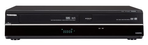 Find Cheap Toshiba Consumer, DVD Recorder/VCR Combo (Catalog Category: DVD Players & Recorders / DVD...