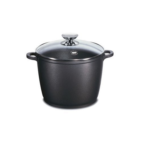 Berndes 697481 3.75 Qt. Stockpot With Cover-Lid
