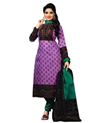 Airfashion Women's Unstiched Dress Material (SG-742_Multi_Free Size)