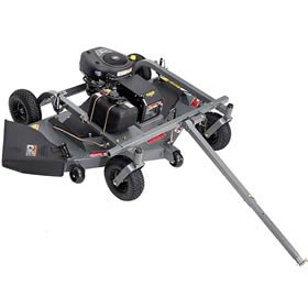 60 In. 17.5 Hp Briggs & Stratton Electric Start Finish-Cut Trail Mower - California Compliant