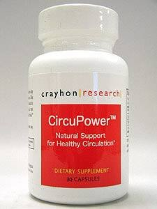 Crayhon Research - CircuPower 30 caps [Health and Beauty]