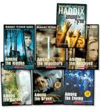 Shadow Children Complete Set, Books 1-7: Among the Hidden, Among the Impostors, Among the Betrayed, Among the Barons, Among the Brave, Among the Enemy, and Among the Free (0545142741) by Margaret Peterson Haddix